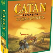 Catan Knights and Cities