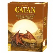 Catan's Dragon Secret