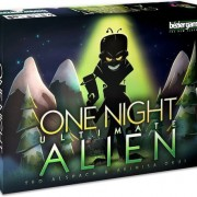 One Night Ultimate Alien