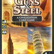 Guns & Steel A Civilization Card Game